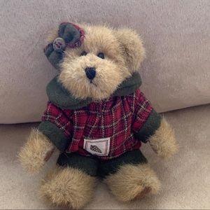 """Rare Boyds Bears """"Fawn Woodsbeary"""" 8"""" Plush Bear"""